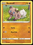 Rockruff - 094/185 - Common - Reverse Holo - Sword & Shield: Vivid Voltage