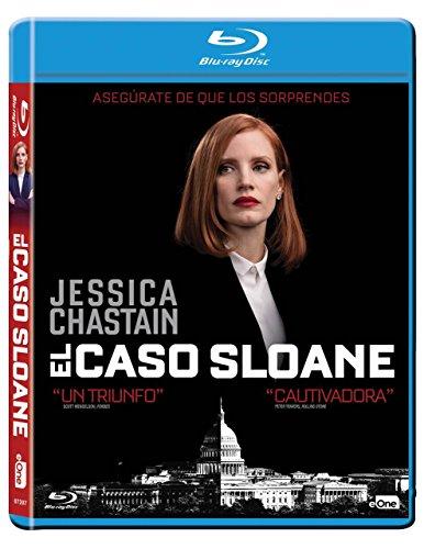 El Caso Sloane Blu-Ray [Blu-ray]