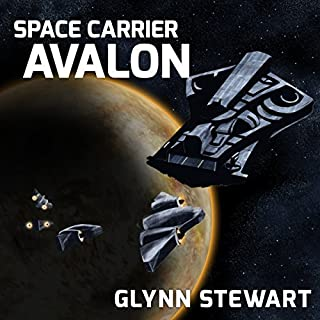Couverture de Space Carrier Avalon