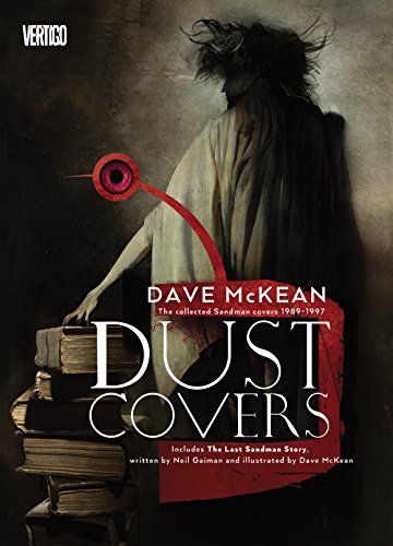 Dust Covers: The Collected Sandman Covers (The Sandman) (English Edition)