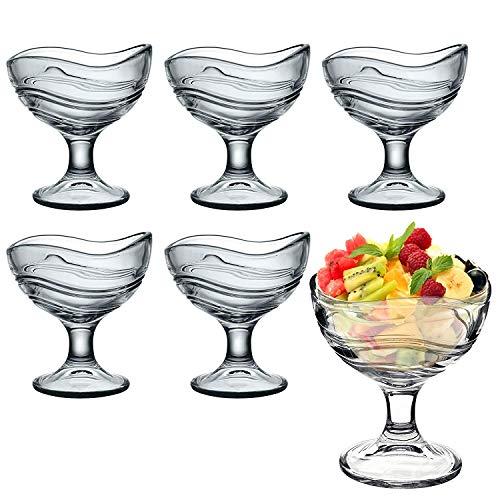 Con el estilo único de la gama Diamond de Bormioli Rocco, estas copas con tulipa fabricadas en Italia son ideales para presentar una amplia gama de bebidas o postres de helado en cualquier entorno. A continuación encontrarás más información. Estas co...