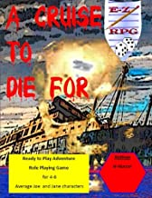 A Cruise to Die For (E-Z RPG)