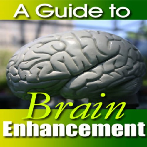 A Guide to Brain Enhancement audiobook cover art