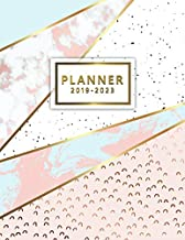 2019-2023 Planner: Five Year Planner Pink Gold Marble with 60 Months Calendar, 5 Year Schedule Organizer, Agenda Business Planner Logbook Appointment Notebook. (2019-2023 5 Year Monthly Planners)