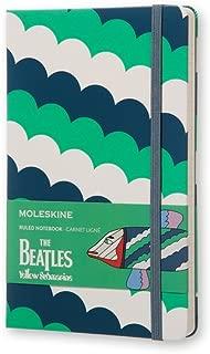 Caderno Edição Limitada, Beatles, Branco Fish, Capa Dura, Pautado, Grande