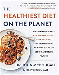 The healthiest diet on the planet book cover
