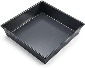 Chicago Metallic Professional Non-Stick Square Cake Pan, 9-Inch