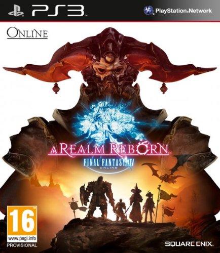 Final Fantasy XIV: A Realm Reborn [Spanisch Import]