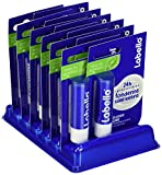 Labello Active For Men, Balsamo Labbra per Labbra Morbide e Idratante, Pacco da 12 Pezzi