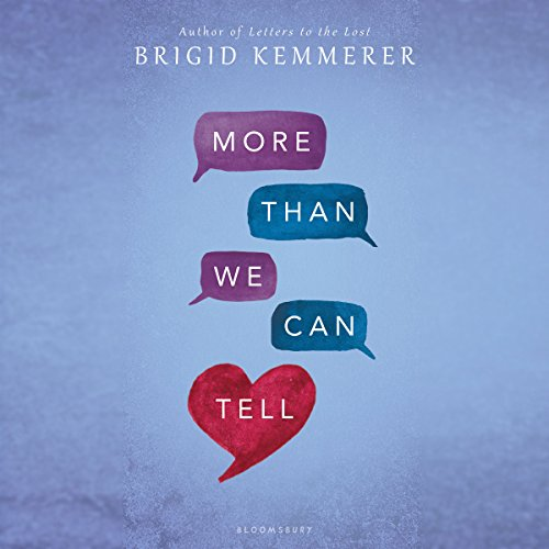 More Than We Can Tell audiobook cover art