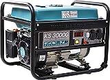 K&S | Könner&Söhnen | Gaz et essence | Régulateur de puissance 3 kW | Générateur | KS3000G |...