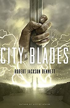 City of Blades - Book #2 of the Divine Cities