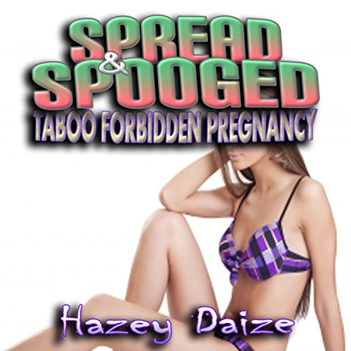 Spread & Spooged audiobook cover art