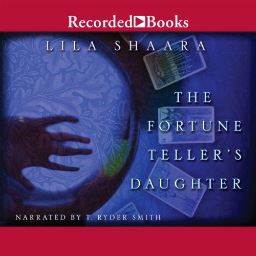 The Fortune Teller's Daughter audiobook cover art