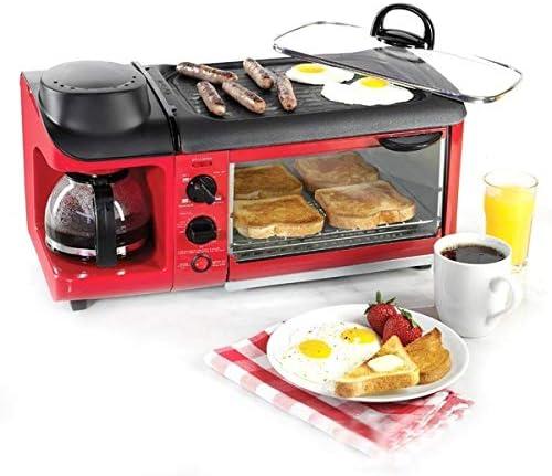 Máquina de desayuno multifunción