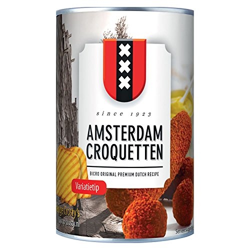 Bicro Amsterdam Kroketten Füllung 400g Bicro Amsterdam Kroketten Füllung 400g