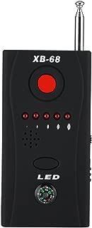 RF Signal Detector Wireless Bug Detector Handheld RF Tracker Finder 1MHz-6500MHz Adjustable Sensitivity