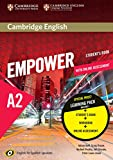 Cambridge English Empower for Spanish Speakers A2 Learning Pack (Student's Book with Online Assessment and Practice and Workbook)