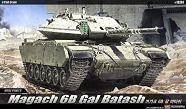 1/35 Magach 6B Gal Batash IDF Tank 13281 - Plastic Model Kit by Academy Models