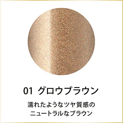 カネボウ化粧品コフレドール『コントゥアアイグロス(01)』