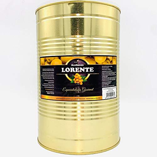 Aceitunas Manzanilla Con Hueso (2,5kg)