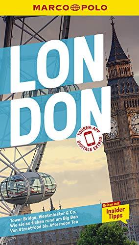 MARCO POLO Reiseführer London: Reisen mit Insider-Tipps. Inkl. kostenloser Touren-App