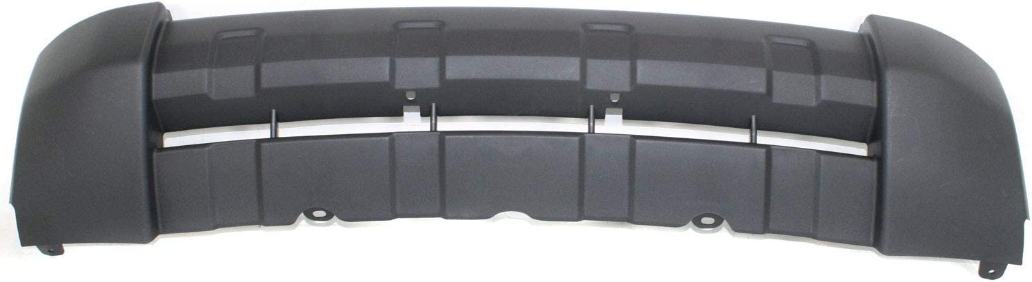 Evan-Fischer Front Columbus Mall 55% OFF Bumper Cover Compatible with 2006-2008 Honda