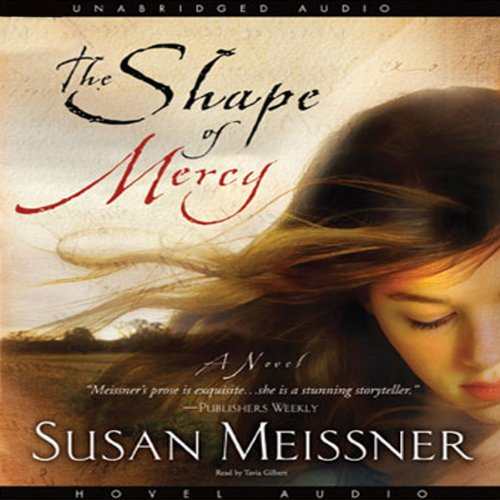 Shape of Mercy audiobook cover art