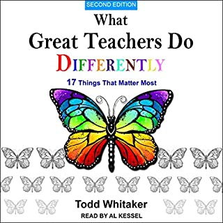 What Great Teachers Do Differently audiobook cover art
