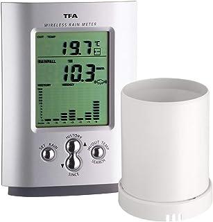TFA 47.3003 - Pluviómetro digital con sensor remoto