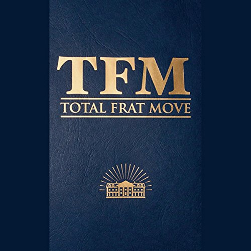Total Frat Move audiobook cover art