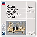 Complete Piano Trios/Clarinet Trio