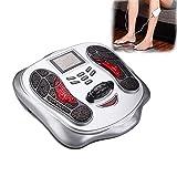 TGSXH Appareil de Massage pour Pieds, Appareil physiothérapeutique avec thérapie shiatsu par pétrissage, Acupuncture, réflexologie Plantaire, Fonction de thérapie Infrarouge, idée