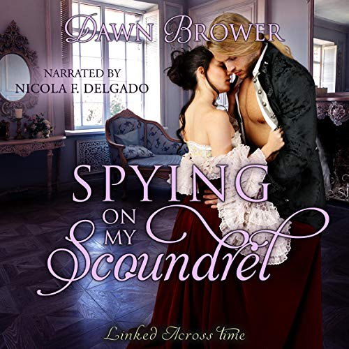 Spying on My Scoundrel cover art
