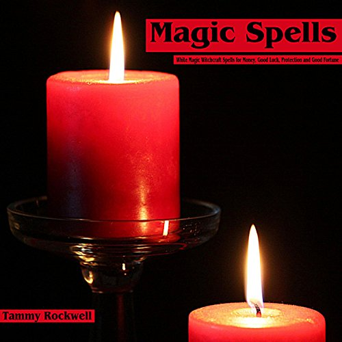 Magic Spells audiobook cover art
