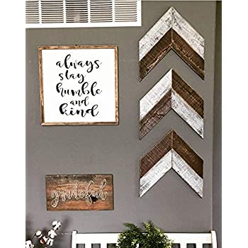 3, 4.5 * 15 inches Cade Rustic Wall Decor Arrow Barnwood Decorative Arrows Barn Wood Decorative Signs-Decoration for Home or Outdoor