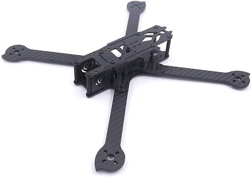 barato y de moda Desconocido Desconocido Desconocido Generic LEACO XL7 298mm 7 Inch FPV Racing Frame Kit Freestyle Carbon Fiber For RC Drone  compra en línea hoy