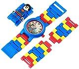 Montre figurine Superman de LEGO DC Comics Super Heroes 8020257 pour enfant à construire