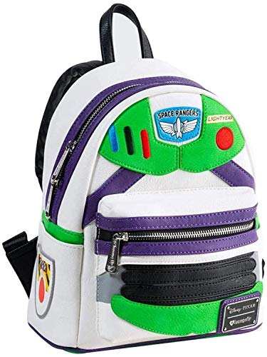Loungefly Toy Story Buzz Lightyear Faux Leather Mini Backpack