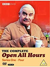 Open All Hours: Complete Series 1 - 4 (4 Discs) [REGION 2 IMPORT-NON USA FORMAT]