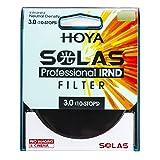 Hoya 77mm SOLAS IRND 3.0 (10-Stops) Infrared Neutral Density Filter