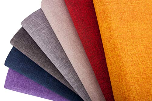 Cubresofá liso fabricado en Italia. Cubrecama, cubrecama, funda para sofá de color jaspeado.