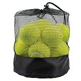 Tebery Pack de 20 pelotas de tenis de entrenamiento avanzado