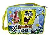 SpongeBob'Smooth Sailing' - Insulated Lunch Bag with Adjustable Shoulder Straps - A17318