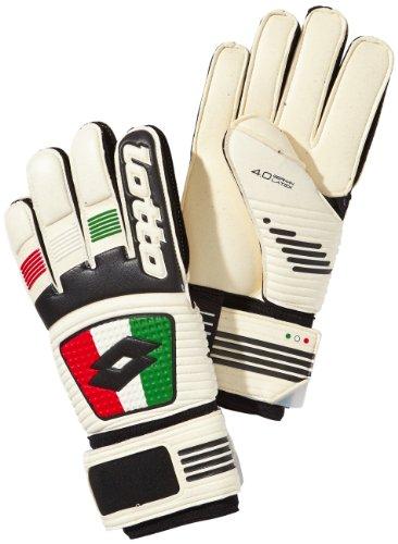 Lotto Sport Herren Handschuhe Glove Gripster GK300 III, wht/Green Flag, 8.5, Q7831
