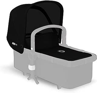 Bugaboo Buffalo Stroller Base Black/Aluminum - Frame Only