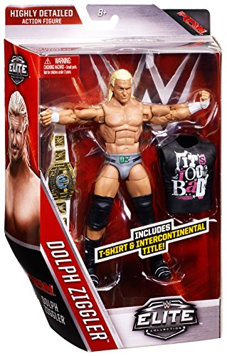 WWE Elite Figure, Dolph Ziggler