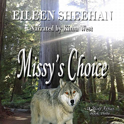 Missy's Choice audiobook cover art