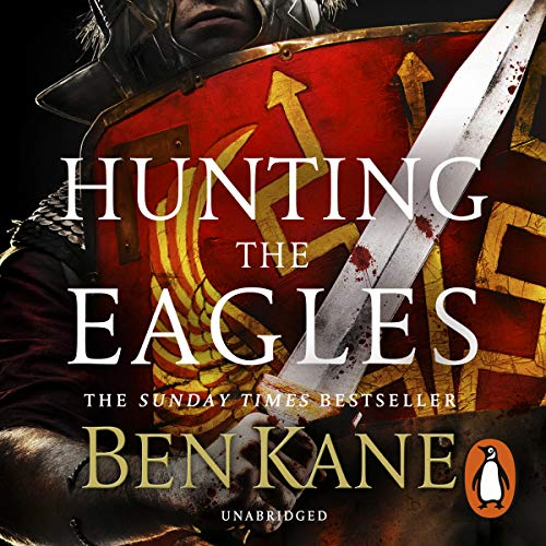 Hunting the Eagles audiobook cover art