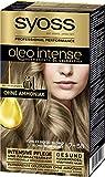 SYOSS Oleo Intense Permanente Öl-Coloration, Haarfarbe 7-58 Kühles Beige-Blond, mit pflegendem Öl...
